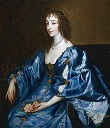 Picture of Queen Henrietta Maria