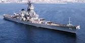 Picture of USS Missouri